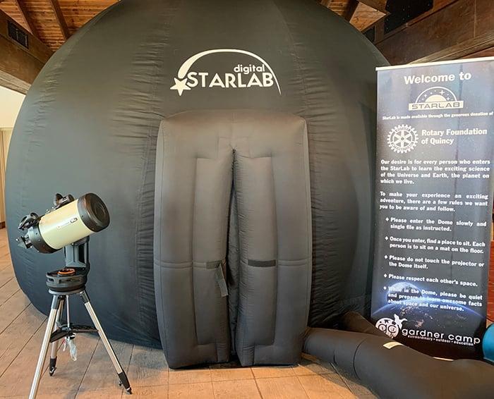 Digital StarLab