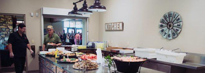 Gardner Hall Kitchen