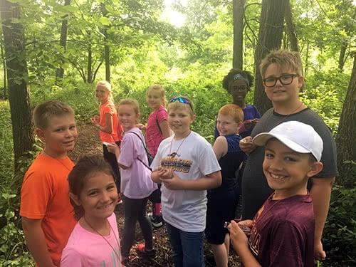 Pecan Grove Trail